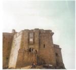 château du taureau - débarquement